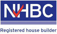 NHBC registered house builder.